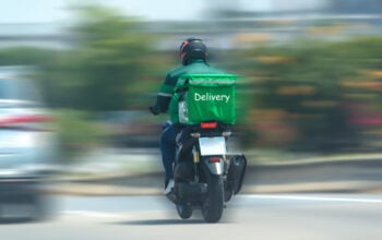 Food delivery drivers